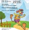 III Edición PAJAROTE TRAIL 2016
